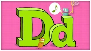 ABC Song: The Letter D,