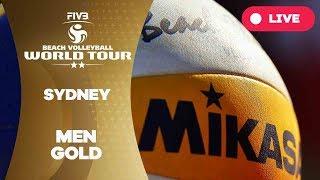 Sydney  2-Star 2017 - Men gold - Beach Volleyball World Tour