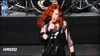 Garbage -  Stupid Girl [Live @ KROQ Weenie Roast 2012]