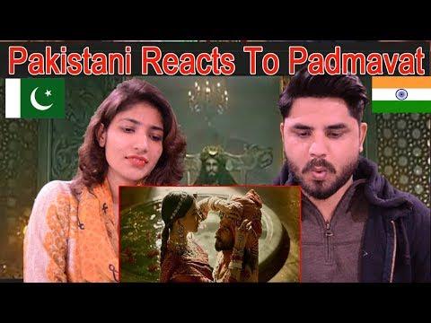 Xxx Mp4 Pakistani Reacts To Padmaavat Official Trailer Ranveer Singh Deepika Padukone Shahid Kapoo 3gp Sex