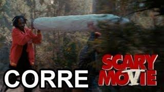 Scary Movie 5 (Snoop Dogg Corriendo con un Cigarro de Marihuana)