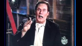 MADtv - Arnold Schwarzenegger in SI:3 with Will Sasso