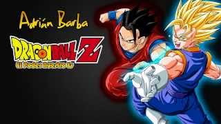 Adrián Barba -  El Poder Nuestro- Es Full Latino Dragon Ball Z