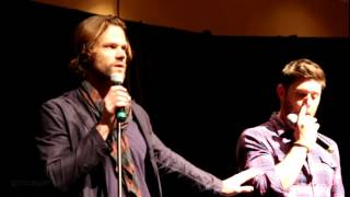 J2 Gold Panel SPNVegas 2017