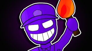 Minecraft Fnaf: Sister Location - Purple Guys Master Plan (Minecraft Roleplay)