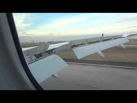 Aterrizaje B787 N964AM Aeroméxico París