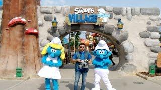 حلقة خاصة من صباح الخير ياعرب من داخل Dubai Parks™ and Resorts
