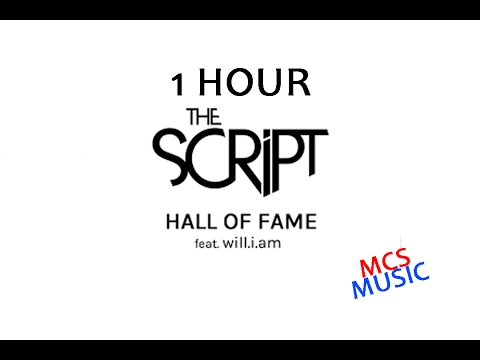 The Script - Hall Of Fame 1 Hour Version