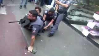 Cảnh Sát Brazil Bắn Thanh Niên Thích Chứng Tỏ Không Thương Tiếc