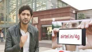 airtel 4G vs 3G challenge