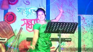 Moyna Chalak Chalak JKKNIU For Trishal tv