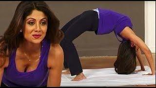 Shilpa Shetty's Hot Yoga - International