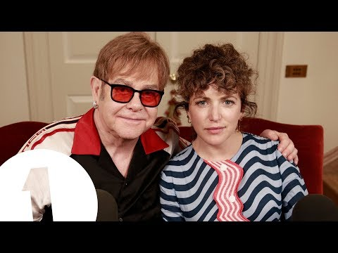 Elton John's Party Playlist, with Annie Mac