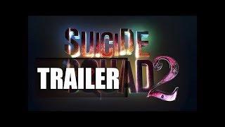 ESQUADRÃO SUICIDA 2 TRAILER OFICIAL 2018