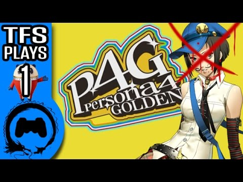 PERSONA 4 GOLDEN Part 1 TFS Plays TFS Gaming