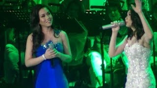 SARAH GERONIMO & RACHELLE ANN GO - Wicked Medley (Perfect 10 Concert Repeat!)