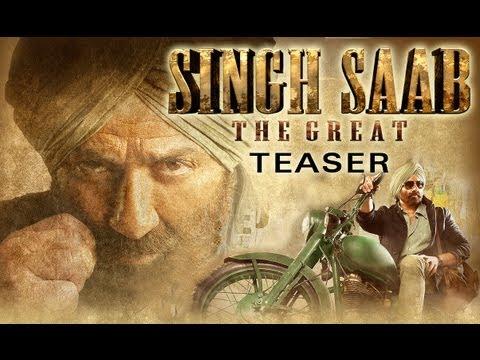 Xxx Mp4 Singh Saab The Great Official Teaser Sunny Deol Urvashi Rautela Prakash Raj 3gp Sex
