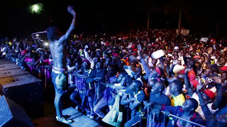 RODEN Y performing KABAKO Live at Zzina Beach Carnival 2017