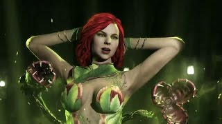 Poison Ivy Super Move / Victory Pose Injustice 2