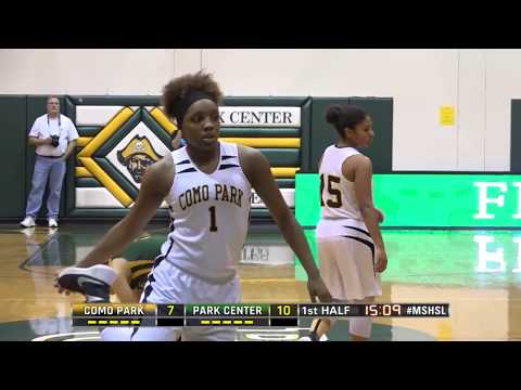 High School Girls Basketball: Como Park vs. Park Center