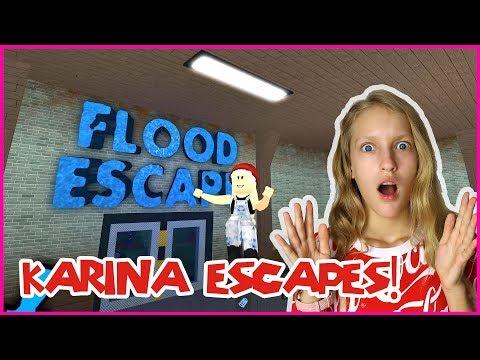 Xxx Mp4 Karina Escapes The FLOOD 3gp Sex