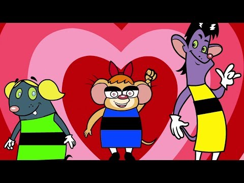 Rat A Tat The Mouse Girls International Womens Day Special Chotoonz Kids Funny Cartoon Videos