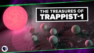 The Treasures of Trappist-1   Space Time