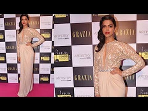 Xxx Mp4 Deepika Padukone Hot Dress At Grazia Young Fashion Awards 2013 3gp Sex