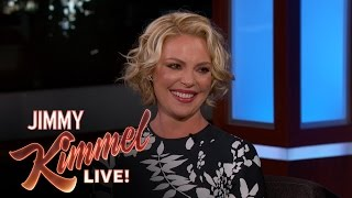 Katherine Heigl on Her MANY Animals & Hiding Her Pregnancy