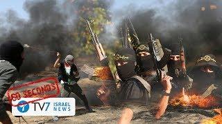 Heightened tensions on Israel-Gaza border  - This week in 60s 5.10.2018