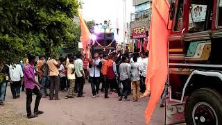 Dj videos Washim (Ganpati Visarjan Washim)