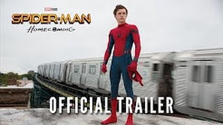 First Official Trailer For Spiderman Homecoming Hd