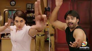 Supreme Trailer ll Sai Dharam Tej ll Raashi Khannna