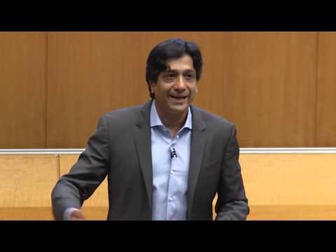 Prof. Arun Sundararajan on the Sharing Economy Blockchain Markets & Crowd Based Capitalism