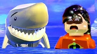 LEGO THE INCREDIBLES Full Movie   All Cutscenes (2018) Final Boss & Ending
