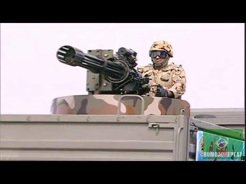 watch Iran Displays Military Might on National Army Day 2014 - Dia Nacional do Exército do Irã 2014