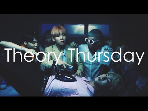 SUBS Theory Thursday Breaking the Curse BTS Fire MV Theory Explanation Jin might be alive