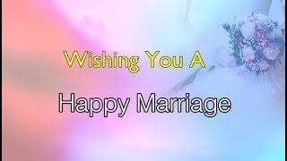 Happy Wedding Wishes    Wedding Congratulations Message