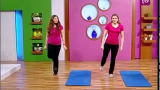 الرياضة - تمارين لاطالة عضلات الجسم