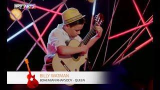 Billy Watman - Bohemian Rhapsody - Guitar Star 2016