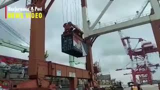 Gubernur Kalsel Lepas Keberangkatan Kapal Bantuan Korban Gempa dan Tsunami di Sulteng