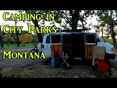 Xxx Mp4 Free Camping In Montana City Parks VanLife On The Road 3gp Sex