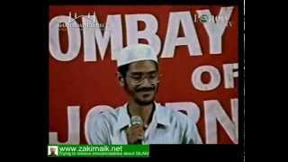 DEBATE - Dr Zakir Naik - Religious Fundamentalism and Freedom of Expression -  Part 2 of 2