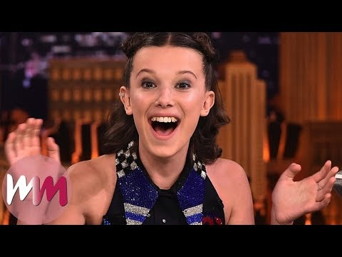 Xxx Mp4 Top 10 Awesome Millie Bobby Brown Moments 3gp Sex