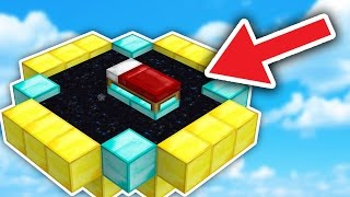 Minecraft NEW VIRAL BED WARS PORTAL is PERFECT!.. (ACTUALLY REAL!)
