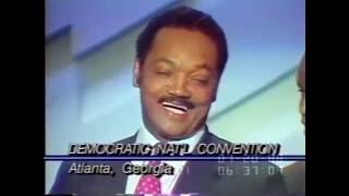 Jesse Jackson 1988 DNC Speech
