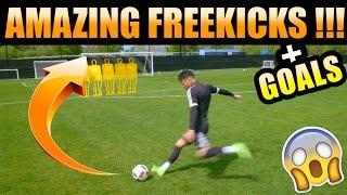 WARNING: OUTRAGEOUS FREEKICKS, GOALS & TEKKERZ!!! F2FREESTYLERS