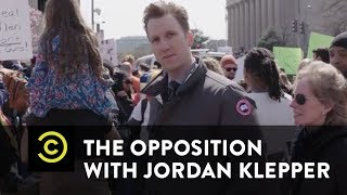 Devious Teens Unite with Their Parents at the March For Our Lives - The Opposition w/ Jordan Klepper
