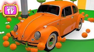 Learn colors with cars for kids