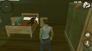مود فتح أبواب جميع البيوت والدخول إليها #لعبة GTA: SA للاندرويد HD